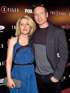 Актеры на официальной премьере нового сезона в Лос-Анджелесе, 16 января 2016 года