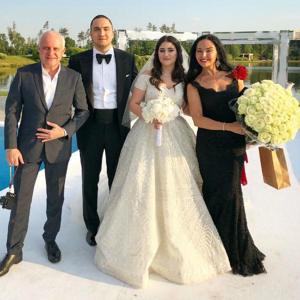 Свадьба Ирины Чигиринской