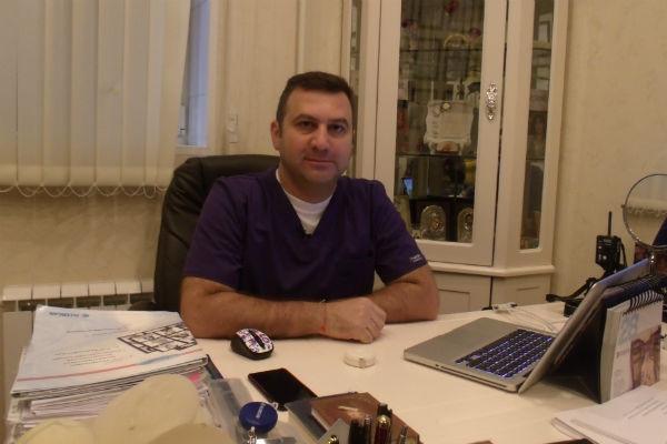 Пластический хирург Тигран Алексанян