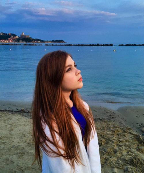 Дочка Олега Газманова Марианна растет настоящей красавицей