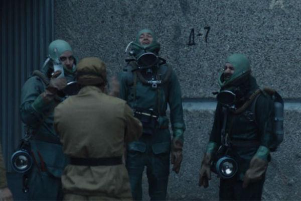 Сцена с водолазами из фильма впечатлила многих зрителей