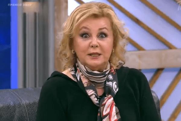 Наталья Селезнева призналась, что Крачковская умела посмеяться над собой так, как никто не мог