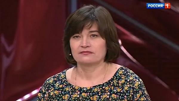 Мама Сергея Семенова Ольга