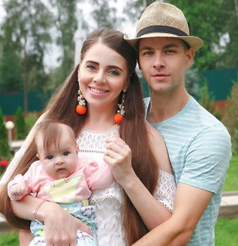 Дмитренко любит свою семью, а советы тещи его раздражают