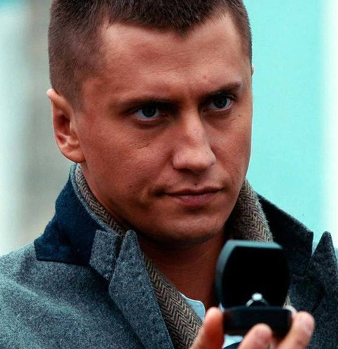 Павел Прилучный во втором сезоне сериала «Мажор»