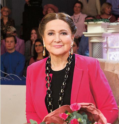 Астролог Тамара Глоба пришла в передачу позже остальных – в 2015 году