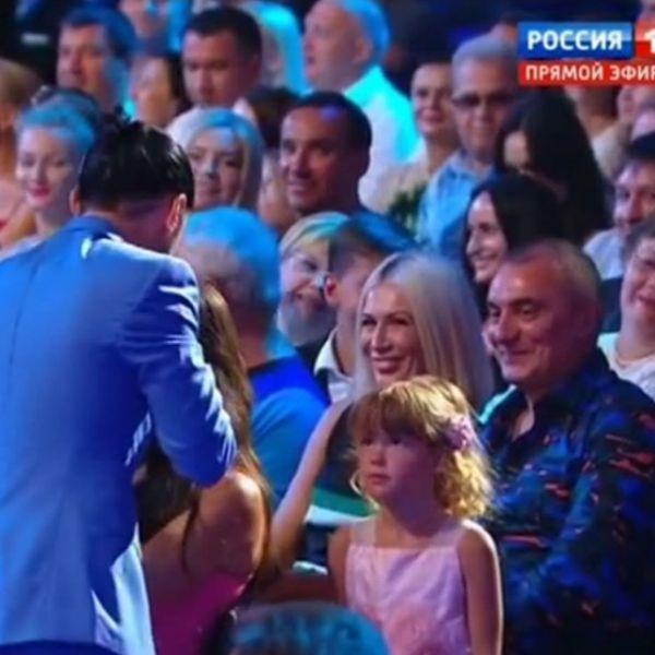 Алиса гордится, что ее дочь показали на столь масштабном мероприятии