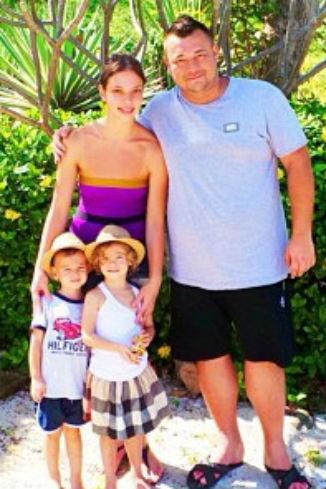 Счастливое семейство Жукова