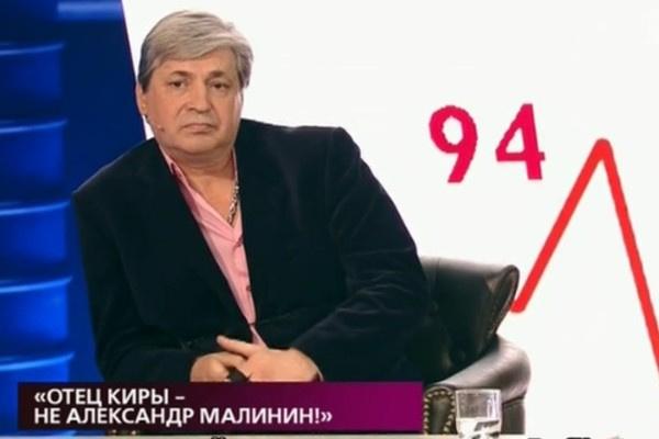Константин Соболевский влюблен в Ольгу Зарубину 36 лет
