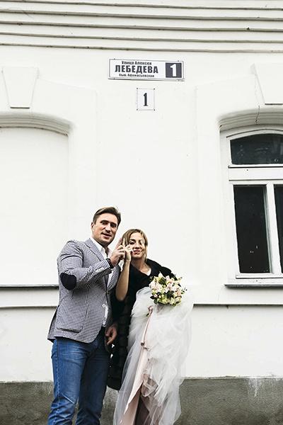 Денис расстался с женой зимой 2018-го года