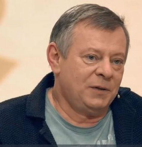 Вадим Андреев влюбился в будущую супругу с первого взгляда