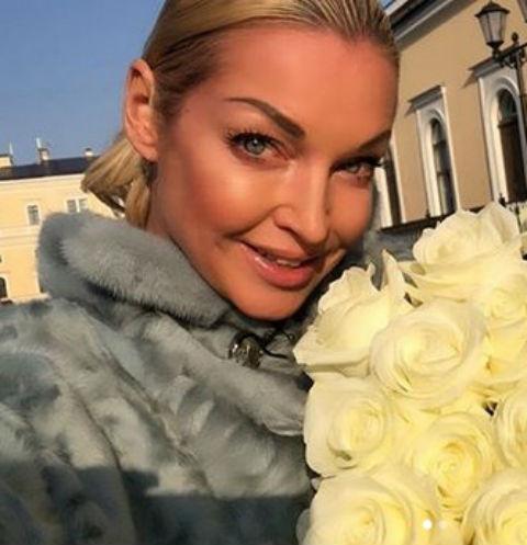 Вот как сейчас выглядит Анастасия Волочкова в 2019 году