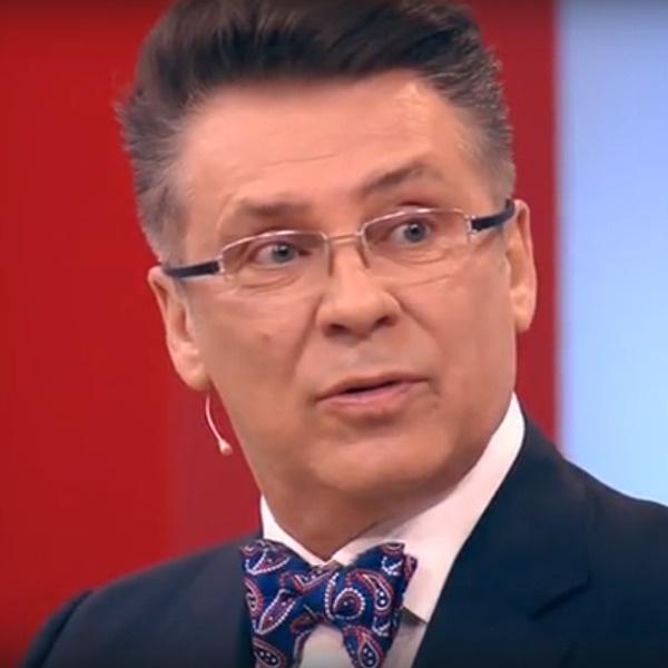 Владимир Березин был известным диктором в СССР
