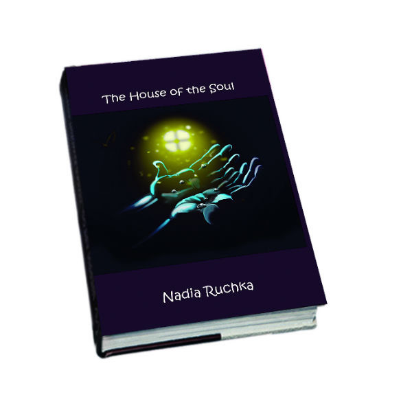 Книга Нади Ручки на сайте Amazon.com стоит $10,99