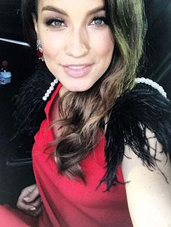Виктория Дайнеко и никакой красной помады!