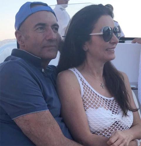 Игорь Крутой и его супруга Ольга