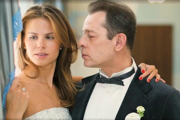 Вадим считает, что его брак с Ольгой - не больше, чем фикция