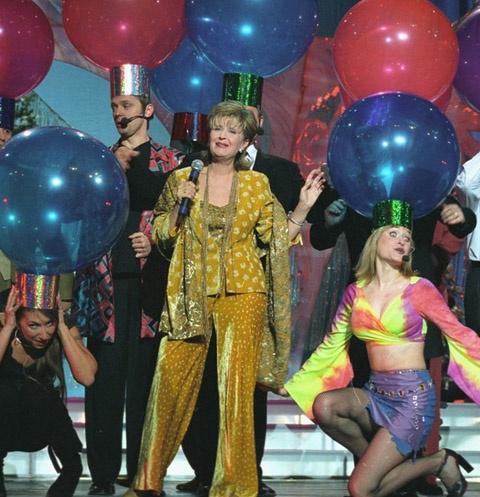 Регина Дубовицкая – всегда самый яркий персонаж любого шоу