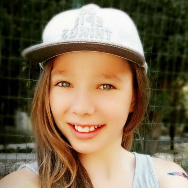 Дочь Юлии Началовой Вера