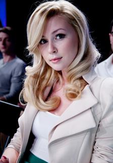 Анна Стрюкова, дочь Анастасии Заворотнюк
