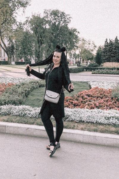 Елена Степунина