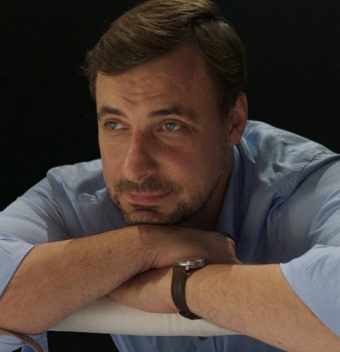 Евгений Цыганов в фильме «Блокбастер»