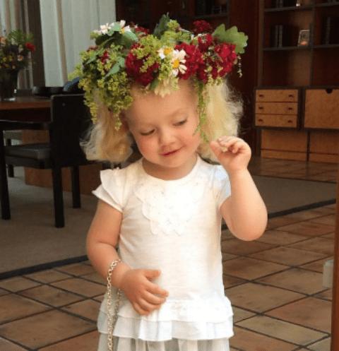 Из дочки Пугачевой и Галкина Лизы может вырасти певица