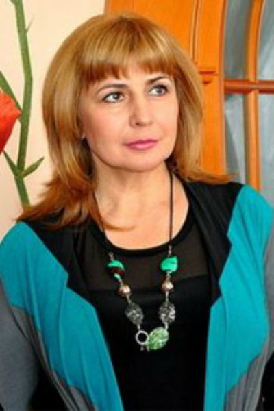 Ирина Агибалова до похудения