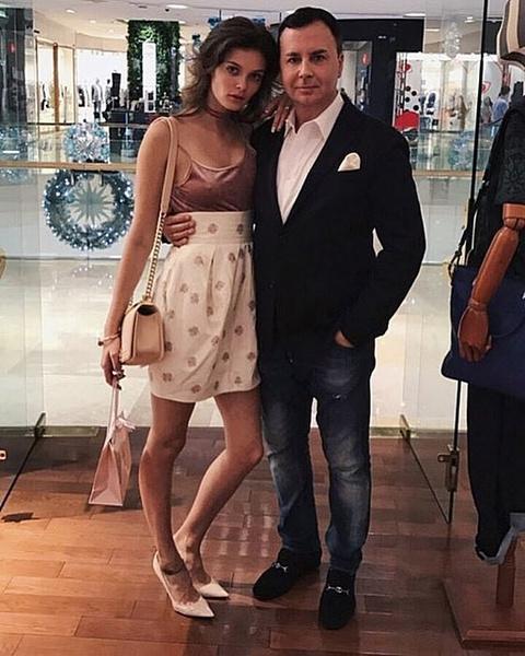 Лиза Адаменко и Валентин Иванов поссорились весной этого года