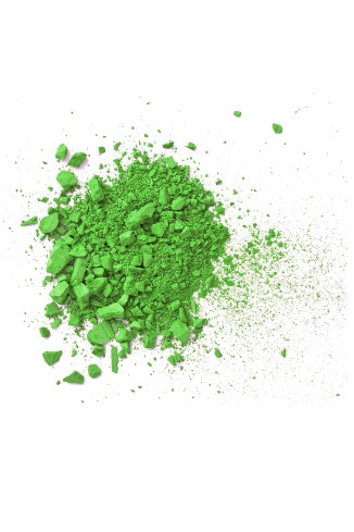 Тени для век Lucky Green от M.A.C, 770 руб.