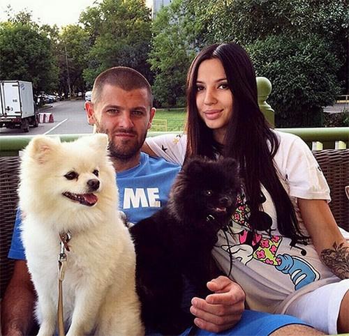 Дарья Дмитриева разошлась с Радуловым после года брака
