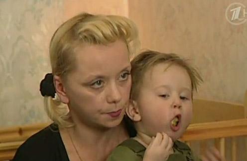 Евдокия и Коля в 2001 году