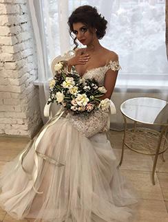 Алиана Гобозова вновь побывала в роли невесты