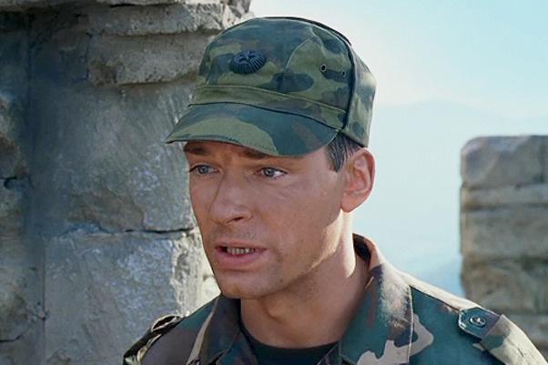 Страхов в фильме «Грозовые ворота»