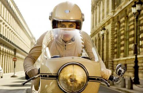 Кира Найтли, кадр из рекламы Coco Mademoiselle