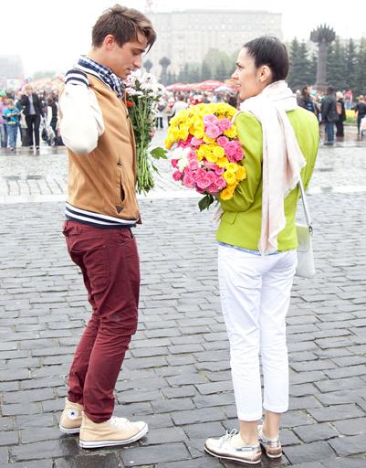 Артем Королев и Снежина Кулова