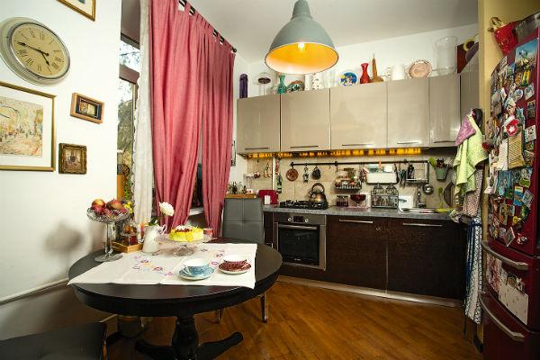 Мириам обожает свою квартиру и считает ее местом силы