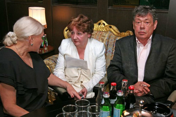 Елена Суржикова дружила с актером
