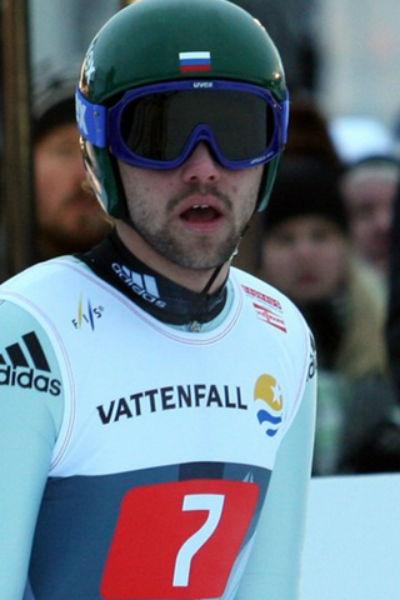 Павел был лидером сборной по прыжкам с трамплином