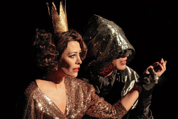 В спектакле «Мастер и Маргарита» у Екатерины главная роль. Постановка идет  в «Булгаковском доме»