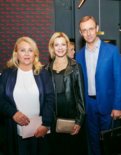 Тамара Шкулева, Наталья Селиверстова, Дмитрий Павленко