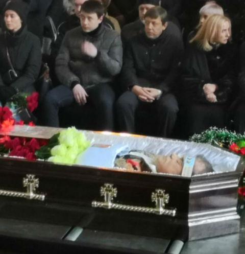 О смерти Евгения Осина стало известно 17 ноября