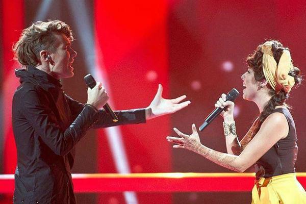 Выступление с Еленой Екимовой