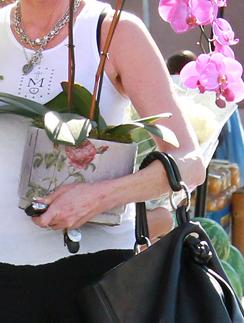 9 июня папарацци засняли актрису без обручального кольца