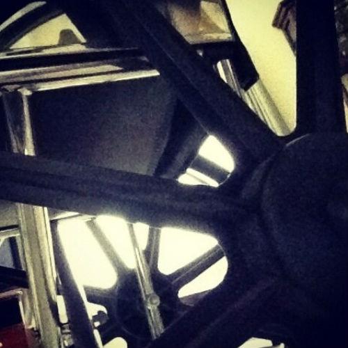 """Инвалидное кресло ГаГи, которое она назвала - """"Эмма"""""""