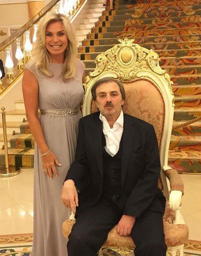 Марина Юдашкина и Борис Краснов