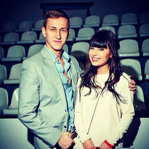 Кирилл Андреев сделал предложение любимой девушке еще в прошлом году