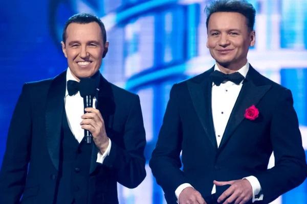 Игорь Верник и Александр Олешко - ведущие нового сезона шоу «Один в один»