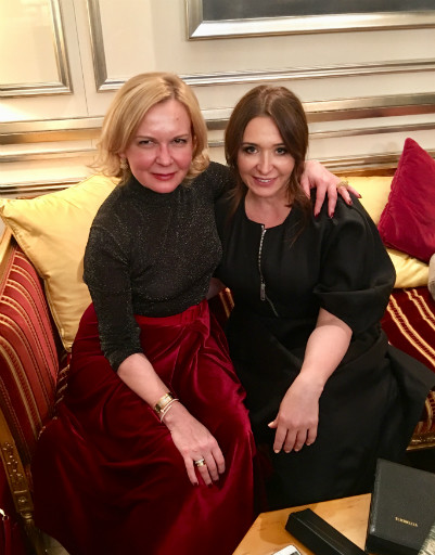 Татьяна Торчилина и Елена Темиргалиева