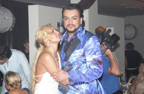 Филипп Киркоров и Камалия